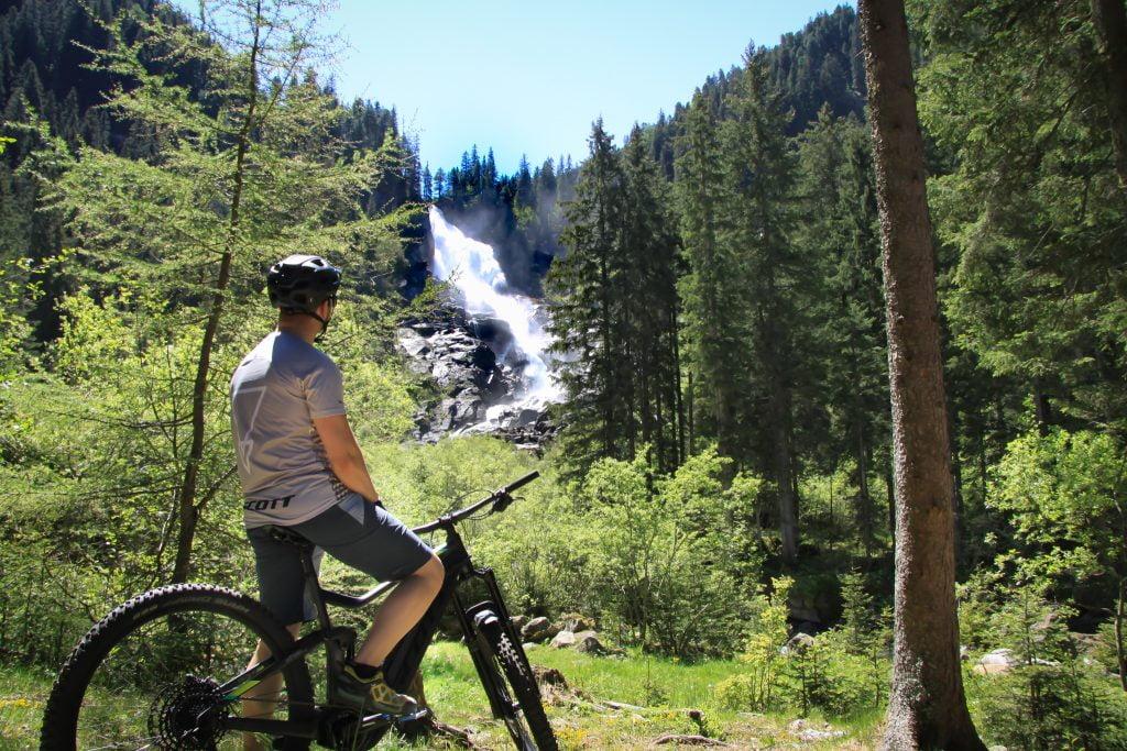 Biken in Krimml Sport Patterer