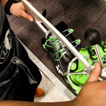 Service - Bootfitting - Sport Patterer