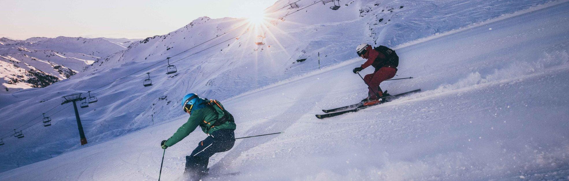 Skifahren in Krimml - Sport Patterer