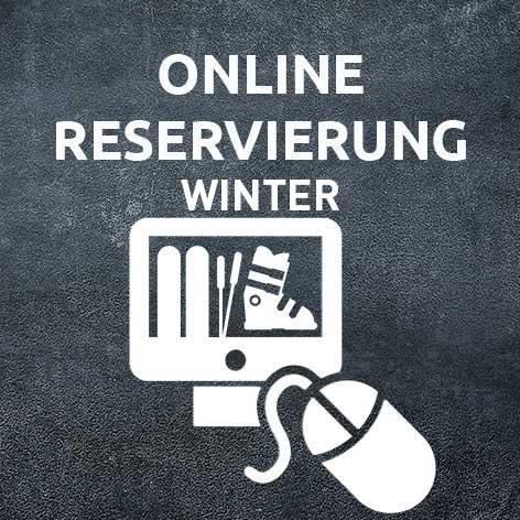 Online Ski reservieren in Krimml und Hochkrimml