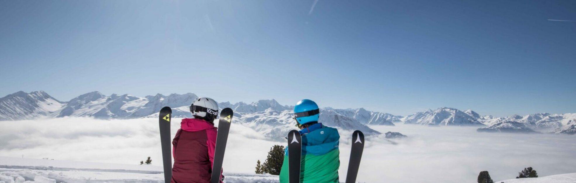 Skifahren in Krimml